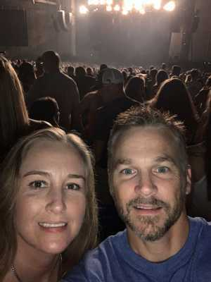 Curby attended Dierks Bentley: Burning Man 2019 - Country on Aug 8th 2019 via VetTix
