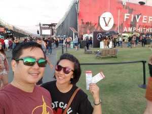 Philip G. attended Third Eye Blind on Aug 3rd 2019 via VetTix