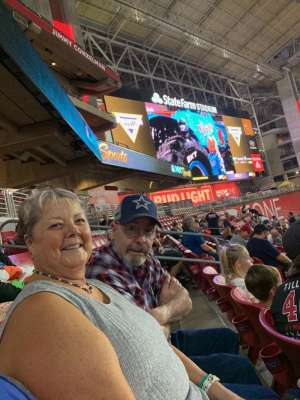 William attended Monster Jam - Motorsports/racing on Oct 5th 2019 via VetTix