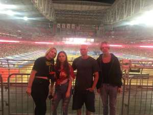 Charles attended Monster Jam - Motorsports/racing on Oct 5th 2019 via VetTix
