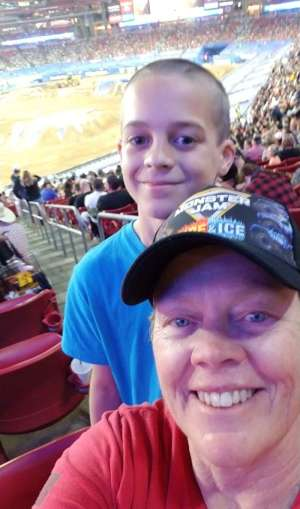Debbie attended Monster Jam - Motorsports/racing on Oct 5th 2019 via VetTix