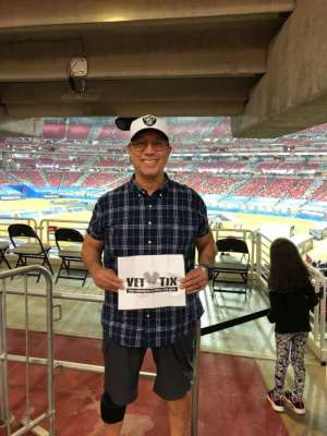 Angel attended Monster Jam - Motorsports/racing on Oct 5th 2019 via VetTix