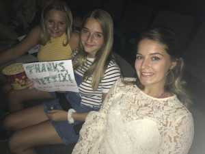 James attended Young the Giant & Fitz and the Tantrums - Pop on Aug 11th 2019 via VetTix