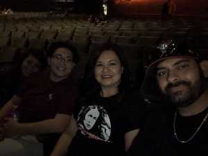 Joaquin attended Young the Giant & Fitz and the Tantrums - Pop on Aug 11th 2019 via VetTix