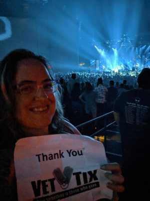 Lauren attended Young the Giant & Fitz and the Tantrums - Pop on Aug 11th 2019 via VetTix