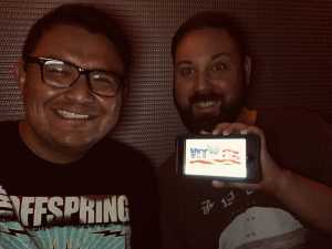 Derrick attended Young the Giant & Fitz and the Tantrums - Pop on Aug 11th 2019 via VetTix