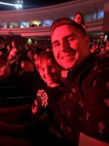Alex attended Young the Giant & Fitz and the Tantrums - Pop on Aug 11th 2019 via VetTix