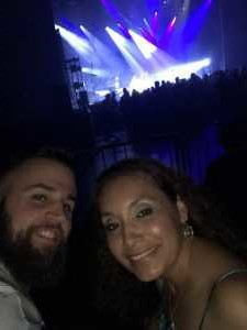 Gregory attended Young the Giant & Fitz and the Tantrums - Pop on Aug 11th 2019 via VetTix