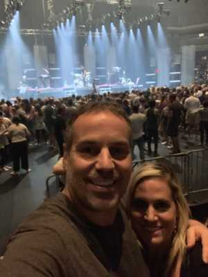 Eric attended Young the Giant & Fitz and the Tantrums - Pop on Aug 11th 2019 via VetTix