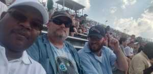 Lee attended Georgia Tech vs. USF - NCAA Football on Sep 7th 2019 via VetTix