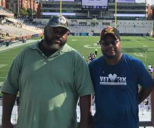 Brian attended Georgia Tech vs. USF - NCAA Football on Sep 7th 2019 via VetTix
