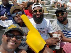 Michael attended Georgia Tech vs. USF - NCAA Football on Sep 7th 2019 via VetTix