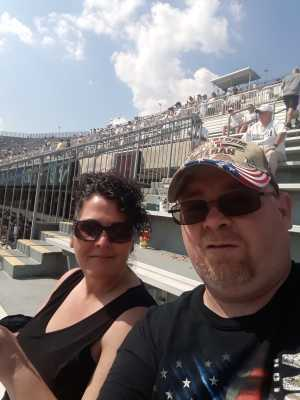Joseph attended Georgia Tech vs. USF - NCAA Football on Sep 7th 2019 via VetTix