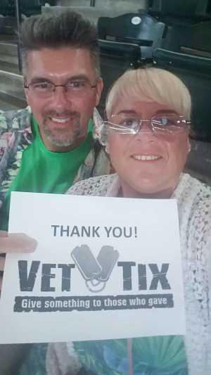 Scott attended John Mayer - Pop on Aug 12th 2019 via VetTix