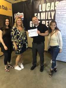 Cal attended John Mayer - Pop on Aug 12th 2019 via VetTix