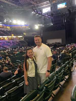 Andrew attended John Mayer - Pop on Aug 12th 2019 via VetTix