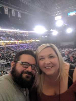 Paul attended John Mayer - Pop on Aug 12th 2019 via VetTix