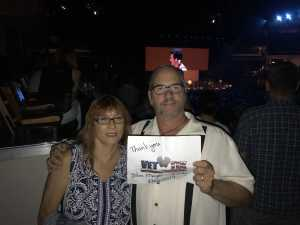 Steven attended John Mayer - Pop on Aug 12th 2019 via VetTix