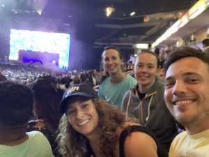 Katelyn attended John Mayer - Pop on Aug 12th 2019 via VetTix