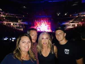 Kailey attended John Mayer - Pop on Aug 12th 2019 via VetTix
