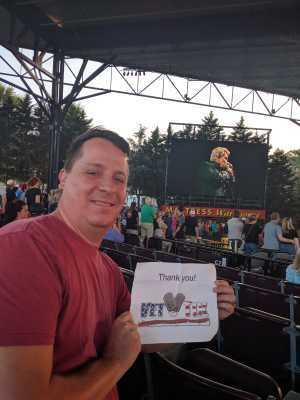 james attended Bryan Adams & Billy Idol - Pop on Aug 12th 2019 via VetTix