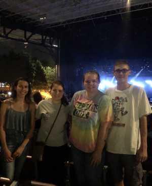 Tara attended Bryan Adams & Billy Idol - Pop on Aug 12th 2019 via VetTix