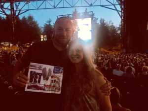 Andrew attended Bryan Adams & Billy Idol - Pop on Aug 12th 2019 via VetTix