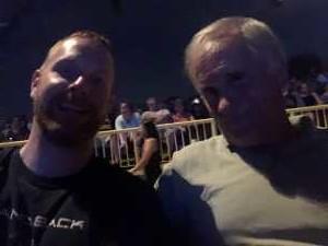 Christopher attended Bryan Adams & Billy Idol - Pop on Aug 12th 2019 via VetTix