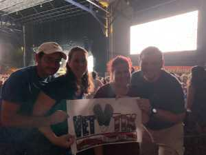 David attended Bryan Adams & Billy Idol - Pop on Aug 12th 2019 via VetTix