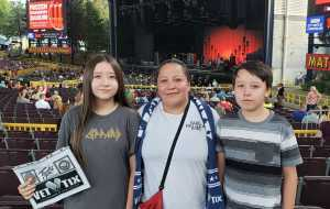 K Johnson attended Bryan Adams & Billy Idol - Pop on Aug 12th 2019 via VetTix