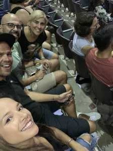 Albert attended Bryan Adams & Billy Idol - Pop on Aug 12th 2019 via VetTix