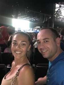 Nick attended Bryan Adams & Billy Idol - Pop on Aug 12th 2019 via VetTix