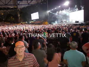 Michael attended Bryan Adams & Billy Idol - Pop on Aug 12th 2019 via VetTix