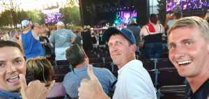 Norman attended Bryan Adams & Billy Idol - Pop on Aug 12th 2019 via VetTix