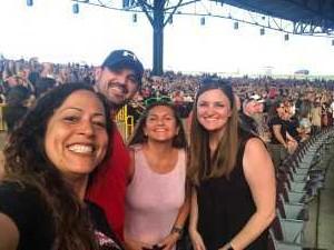 Frederick attended Bryan Adams & Billy Idol - Pop on Aug 12th 2019 via VetTix