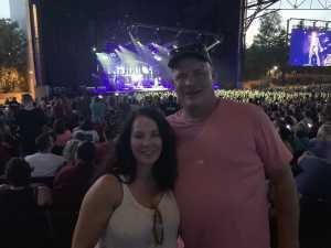 Eric attended Bryan Adams & Billy Idol - Pop on Aug 12th 2019 via VetTix