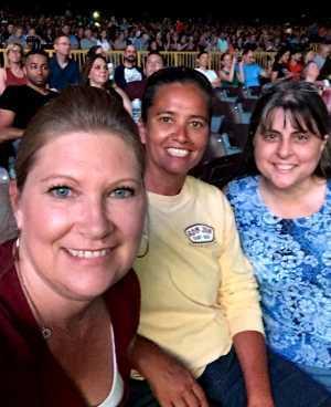 Christine attended Bryan Adams & Billy Idol - Pop on Aug 12th 2019 via VetTix