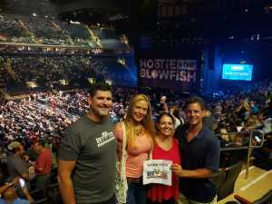 William attended Hootie & the Blowfish: Group Therapy Tour - Pop on Aug 11th 2019 via VetTix