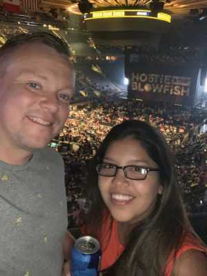 Analisa attended Hootie & the Blowfish: Group Therapy Tour - Pop on Aug 11th 2019 via VetTix