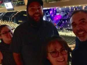 juan attended Hootie & the Blowfish: Group Therapy Tour - Pop on Aug 11th 2019 via VetTix