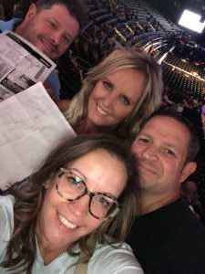 Mike attended Hootie & the Blowfish: Group Therapy Tour - Pop on Aug 11th 2019 via VetTix