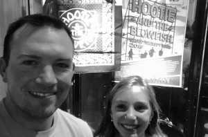 Ross attended Hootie & the Blowfish: Group Therapy Tour - Pop on Aug 11th 2019 via VetTix