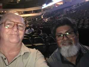 Tom attended George Clintons One Nation Under a Groove Tour With Parliament Funkadelic on Aug 22nd 2019 via VetTix