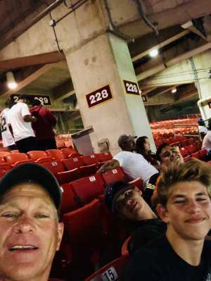 Tim attended Washington Redskins vs. Cincinnati Bengals - NFL on Aug 15th 2019 via VetTix