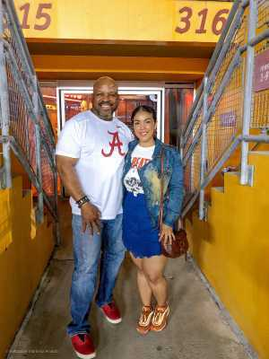 Anthony attended Washington Redskins vs. Cincinnati Bengals - NFL on Aug 15th 2019 via VetTix
