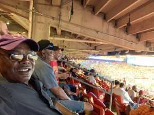 Terri attended Washington Redskins vs. Cincinnati Bengals - NFL on Aug 15th 2019 via VetTix