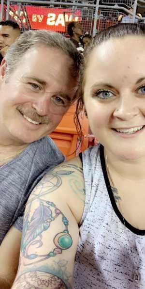 Steve attended Washington Redskins vs. Cincinnati Bengals - NFL on Aug 15th 2019 via VetTix