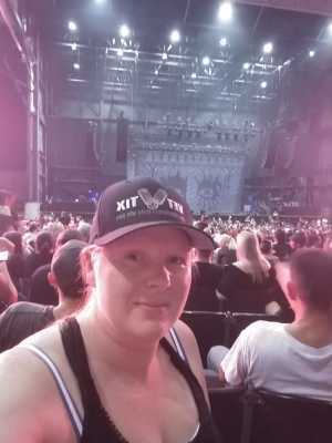 Shawn attended Alice Cooper & Halestorm - Pop on Aug 13th 2019 via VetTix