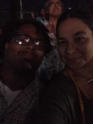 Roy attended Nelly, Tlc, and Flo Rida - French Rap on Aug 18th 2019 via VetTix