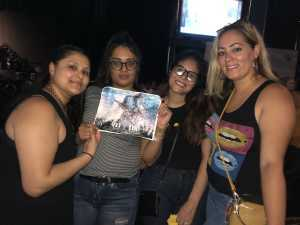 Daniel attended Nelly, Tlc, and Flo Rida - French Rap on Aug 18th 2019 via VetTix